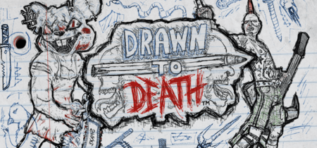 Drawn to Death, el shooter multijugador de David Jaffe, será gratuito para los usuarios de PlayStation Plus