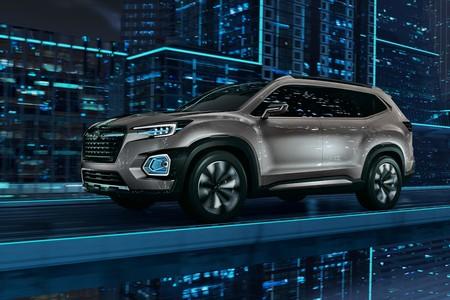 Subaru Electrico 1