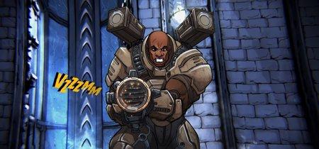 Quake Champions celebra la Navidad con la llegada de Keel, un nuevo mapa y muchas más novedades