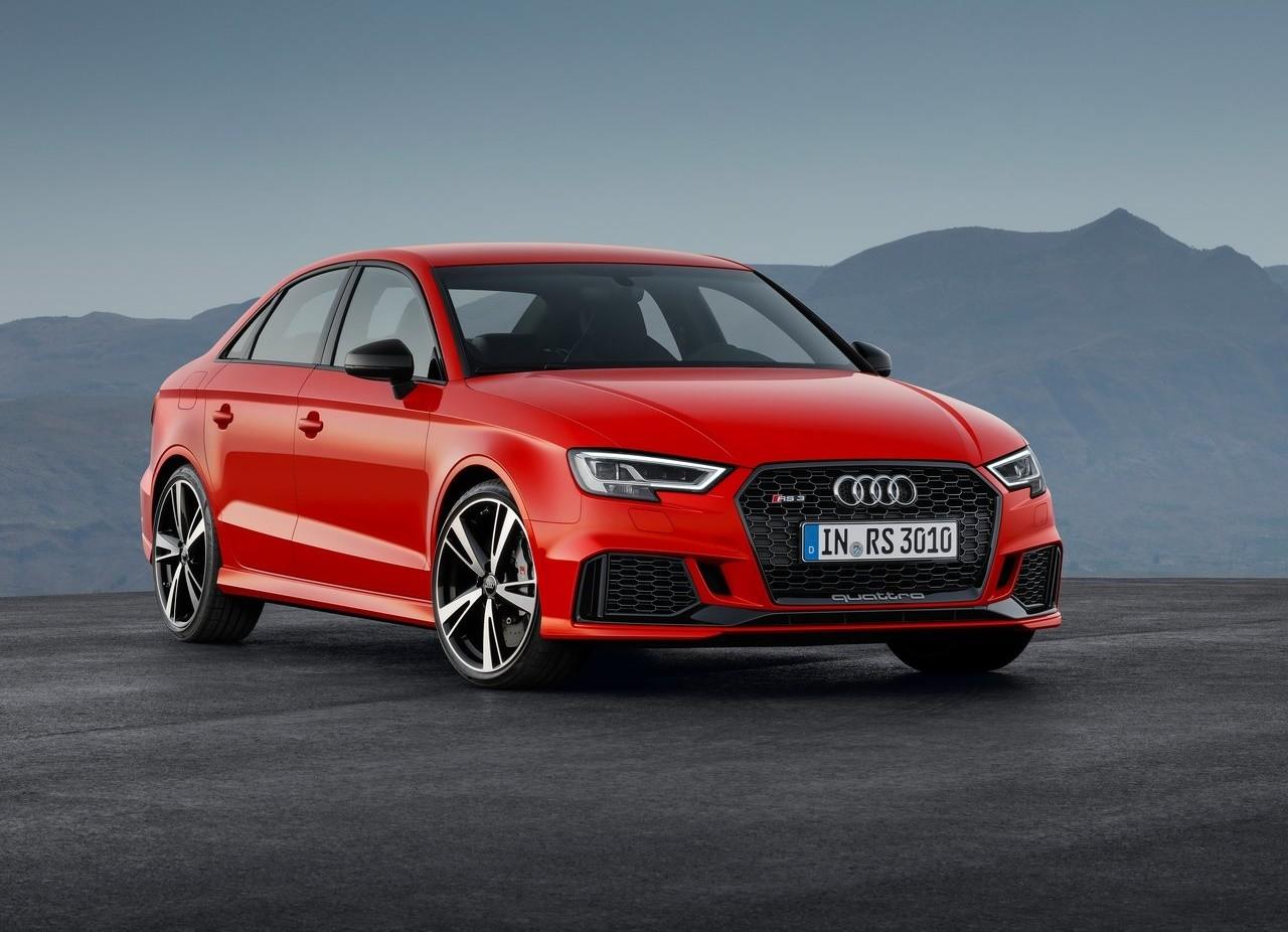 Foto de Audi RS3 Sedán (6/16)