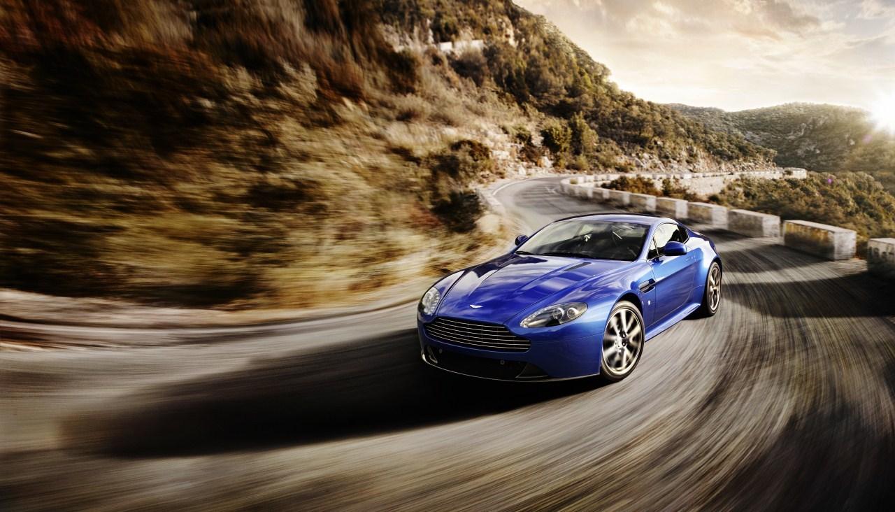 Foto de Aston Martin V8 Vantage S  (1/10)