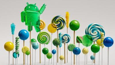 Se liberó el código fuente de Android 5.0 Lollipop, las ROM's podrían empezar a cocinarse