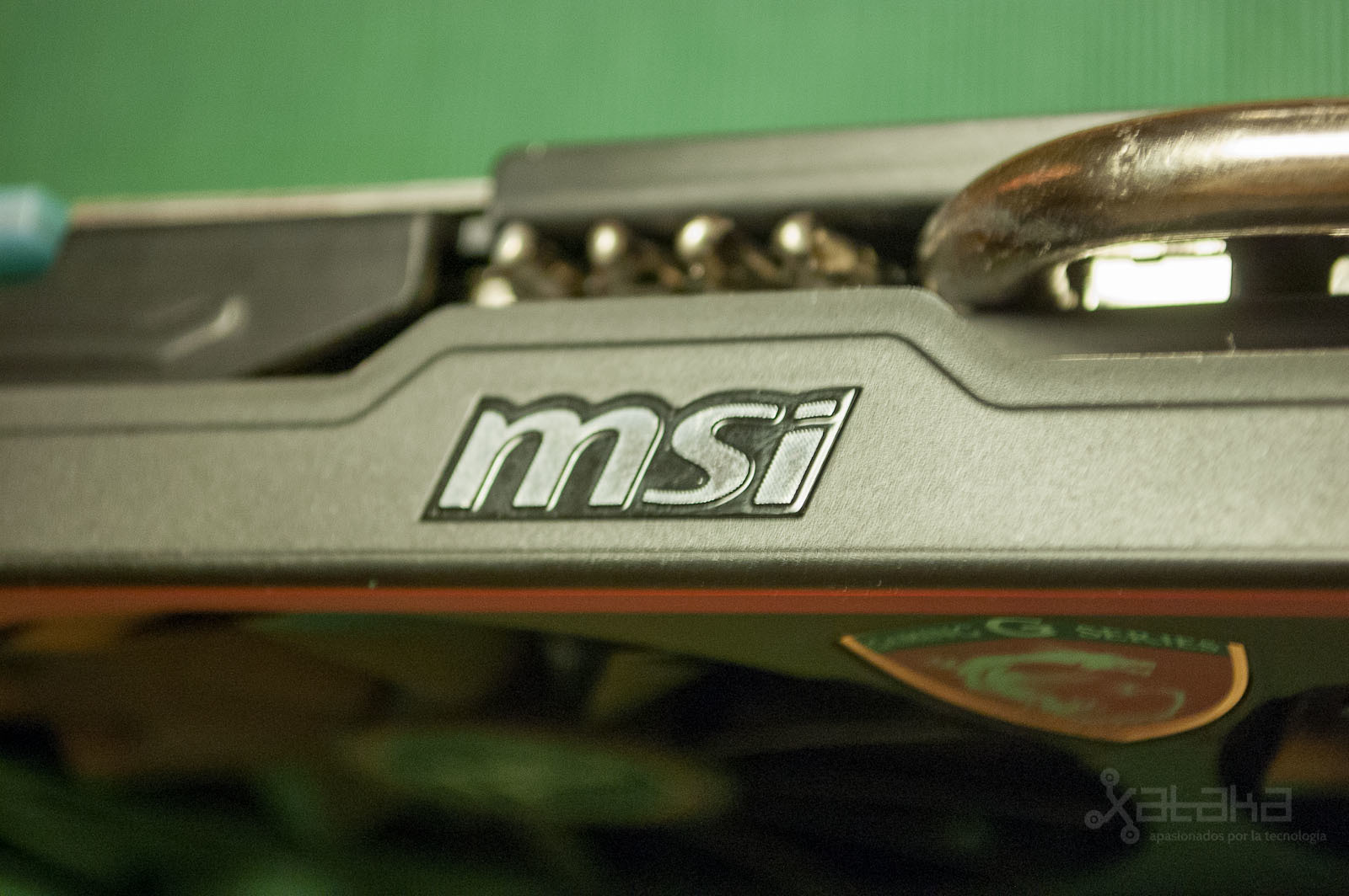 Foto de MSI NVidia GeForce GTX 770 (6/9)
