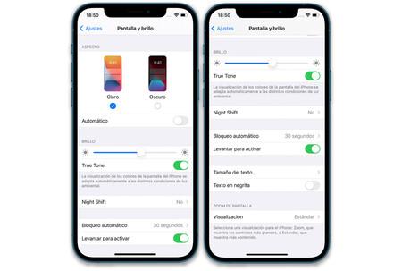 Iphone 12 Pro 02 Ajustes Pantalla
