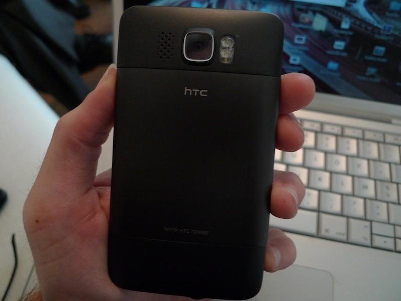 Foto de HTC HD2, presentación (8/8)