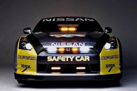 Fotos del nuevo Nissan GT-R Safety Car de la V8 Supercars: ¡impresionante!