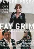 Póster y trailer de 'Fay Grim' de Hal Hartley