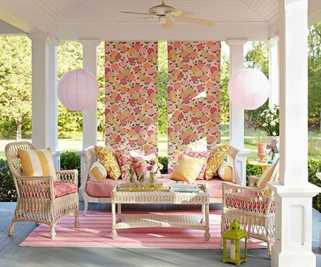 Porches Textiles