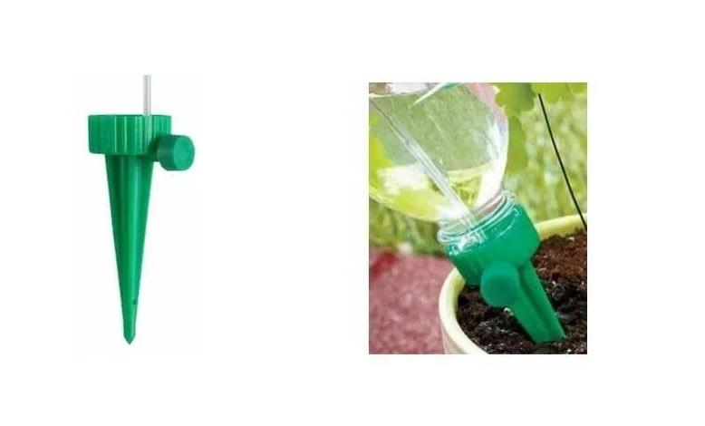 Conos de riego para botellas