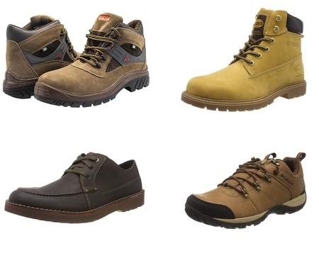 Ardilla Pequeño Maravilla  Ofertas en botas y zapatos de marcas como Dockers, Clarks o Columbia  disponibles en tallas sueltas en Amazon