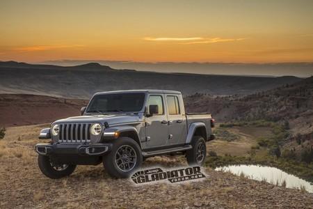 Jeep Gladiator Filtrada