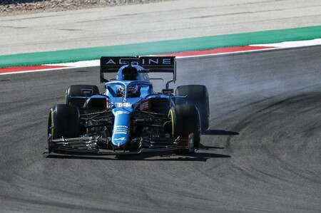 Alonso Portugal F1 2021