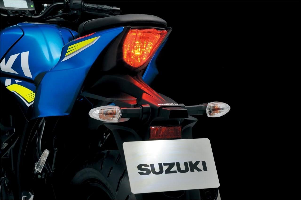 Foto de Suzuki GSX-S125 (37/54)