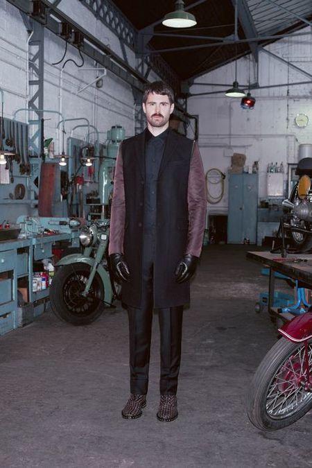 Givenchy prefall 2013