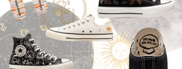 El horóscopo a tus pies: la nueva colección de zapatillas Converse (personalizables) inspiradas en los signos del zodíaco