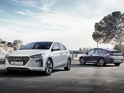 El Hyundai Ioniq de actualiza para 2020 con más equipamiento y aprovechamiento de la energía