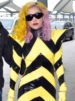Lady Gaga casi muere por culpa de uno de sus vestidos