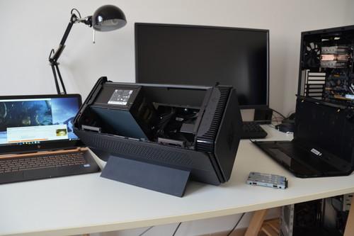 HP Omen Accelerator, análisis: de 11 a más de 30 fps en juegos conectando un cable al portátil