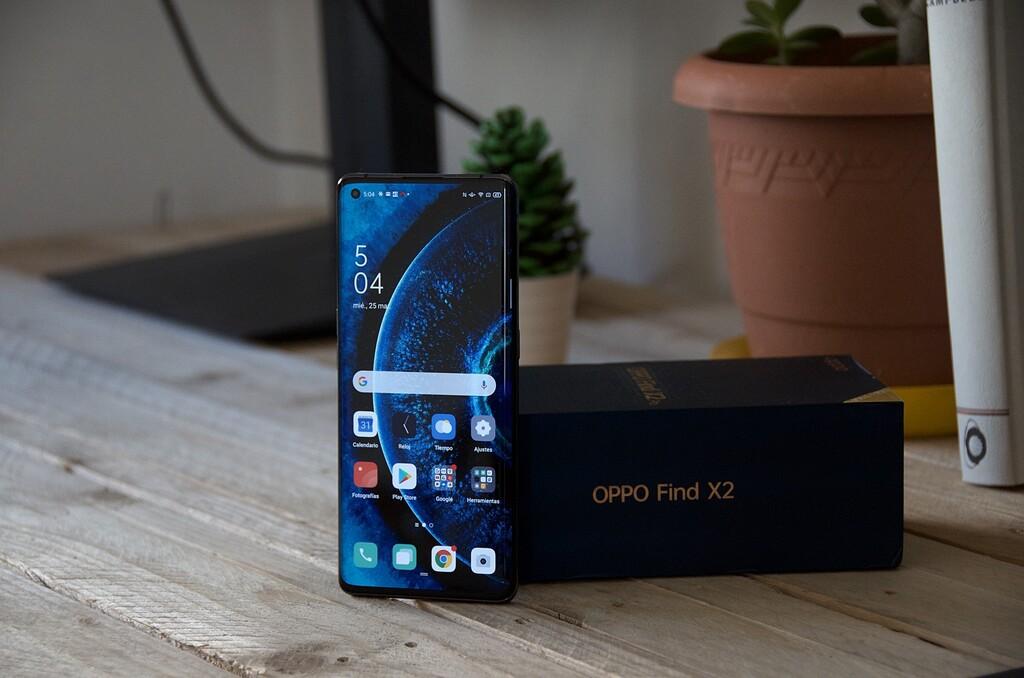 Los OPPO Find X2 y Find X2 Pro empiezan a actualizarse a Android 11