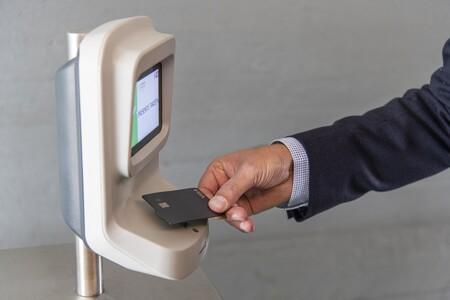 Metrobus Cdmx Pago Tarjeta Smartwatch Smartphone