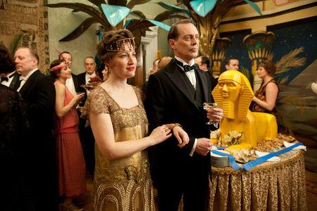 Margaret y Nucky, Boardwalk Empire