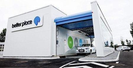 Better Place se declara finalmente en bancarrota; Renault se hace cargo de las baterías de los Fluence Z.E.