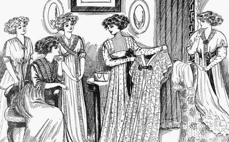 ¿Por qué mostrar que estás embarazada? Los complicados orígenes de la moda premamá