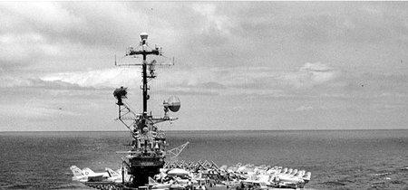 El mayor arrecife artificial del mundo fue creado con un portaaviones