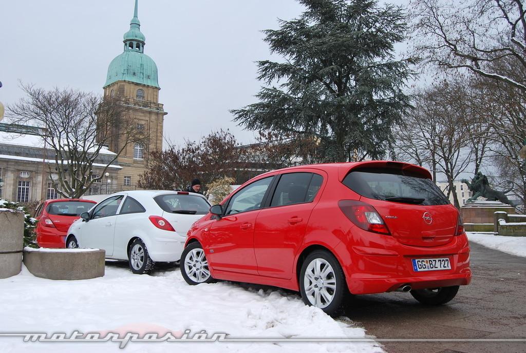 Foto de Opel Corsa 2010 (presentación) (15/37)