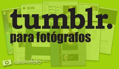 Tumblr para fotógrafos (I)