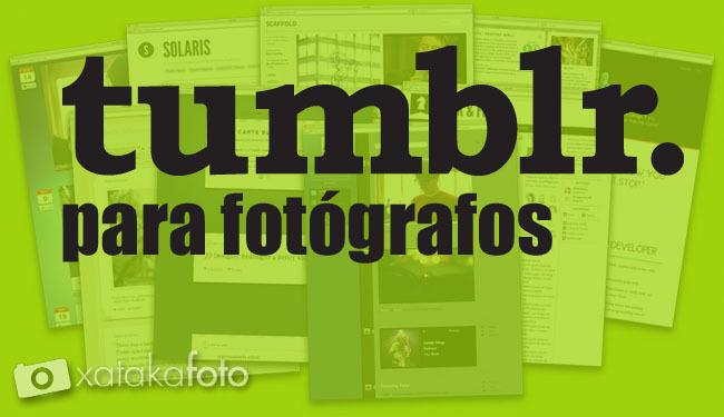 tumblr para fotógrafos
