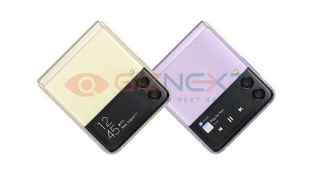 Samsung Galaxy Z Flip3 Filtracion Diseno Caracteristicas