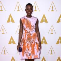 Christian Dior Lupita Nyongo Oscar nominados almuerzo