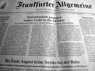 """Google no tendrá que pagar a los medios alemanes si los cita """"brevemente"""""""