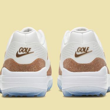 Nike x Swarovski se cubre de oro: tres zapatillas para jugar al golf que querremos ponernos hasta en Nochevieja