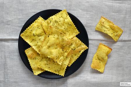 Crackers Con Placas De Canelones