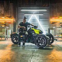 El nuevo Can-Am Ryder 900 Sport de tres ruedas sustituirá al modelo tope de gama con 82 CV y cambio CVT