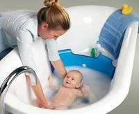 Babydam: reductor de bañera para el baño del bebé