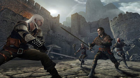 'The Witcher: Rise of the White Wolf': nuevas imágenes