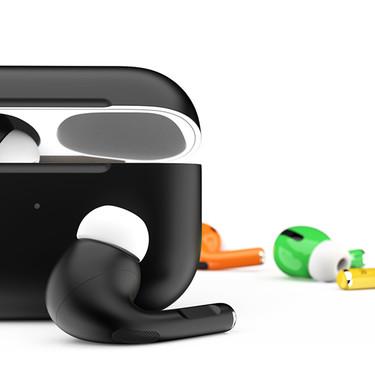 Los Airpods Pro blancos son historia: ahora pueden personalizarse en 32 tonos diferentes (aunque no en una tienda Apple)
