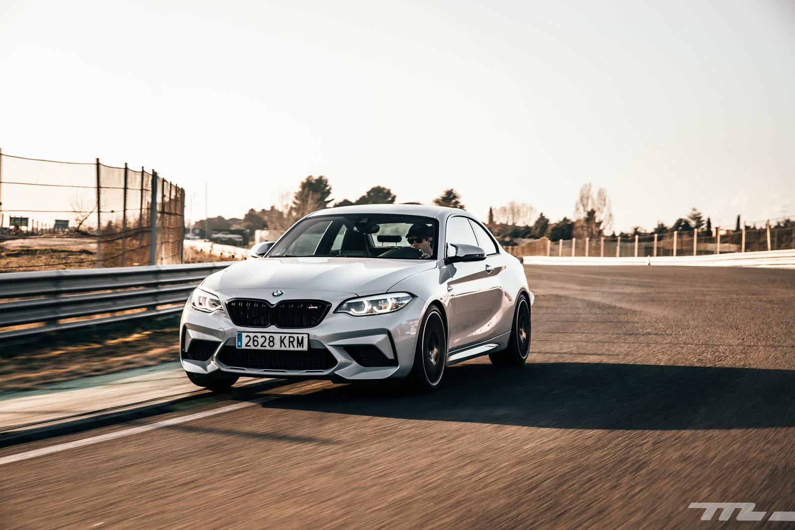Foto de BMW M2 Competition (prueba) (25/42)