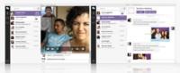 Viber lanza nuevo cliente de mensajería para Mac
