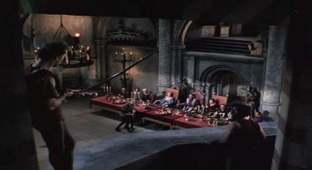 Gran Cine de Aventuras: 'El halcón y la flecha', alegría de vivir