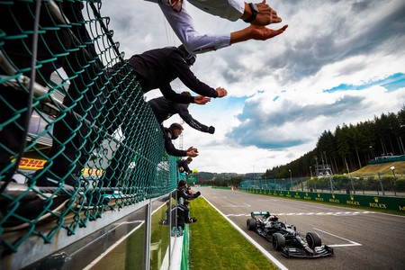 Bottas Spa F1 2020