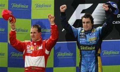 Soberbio Fernando Alonso