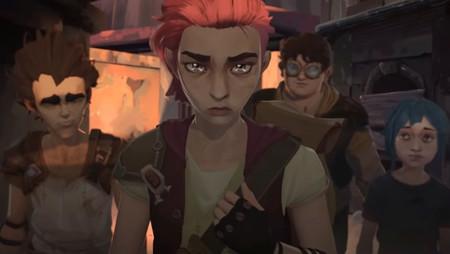 Arcane, la serie de animación de League of Legends, retrasa su estreno hasta 2021