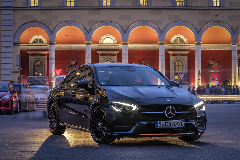 Foto de Mercedes-Benz CLA Coupé 2019, toma de contacto (153/248)