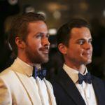 Matt Bomer y Ryan Gosling triunfan en su llegada a Cannes