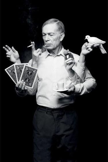 El 'ilusionista' lookbook de Won Hundred para la Primavera-Verano 2012
