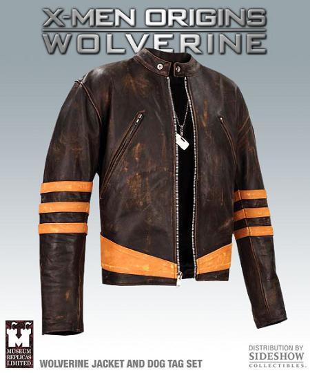 Réplica de la chaqueta de Logan (X-Men Origins: Wolverine)